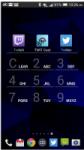 App Dialer  widget for android
