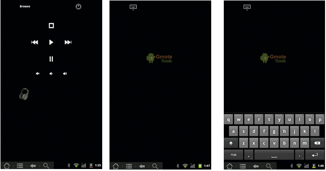 control your PC using android phone