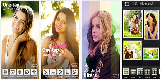 Photo Editor Pro app for photo editing