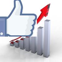 increase fb page likes