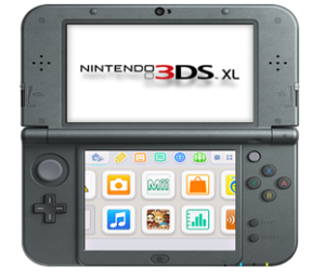 nintendo 3dx xl
